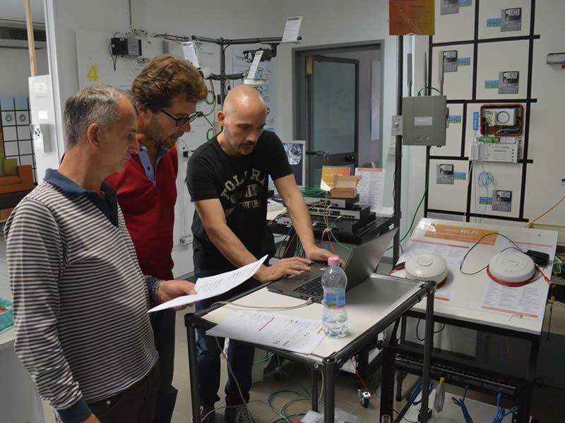 Instalalzione impianto eDotto - corsi di formazione